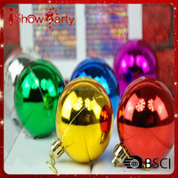 Plastic Beautiful Wholesale Christmas Ball Ornaments Crafts