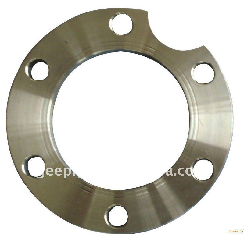 RTJ stainless steel Flanges, DN80 stainless steel flange
