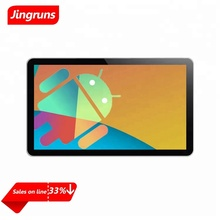 "Goedkope wandmontage reclame display 32 ""FHD Android 7.0 Octa-core lcd monitor, lcd touch <span class=keywords><strong>interactieve</strong></span> <span class=keywords><strong>kiosk</strong></span>"
