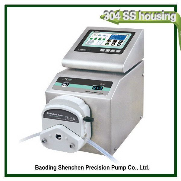 Export high accuracy filling pump,promotional hot sale top grade oil peristaltic pump