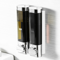 FLG Bathroom accessories manual ABS liquid soap dispenser