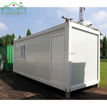 factory direct flat pack container 20ft 40ft house