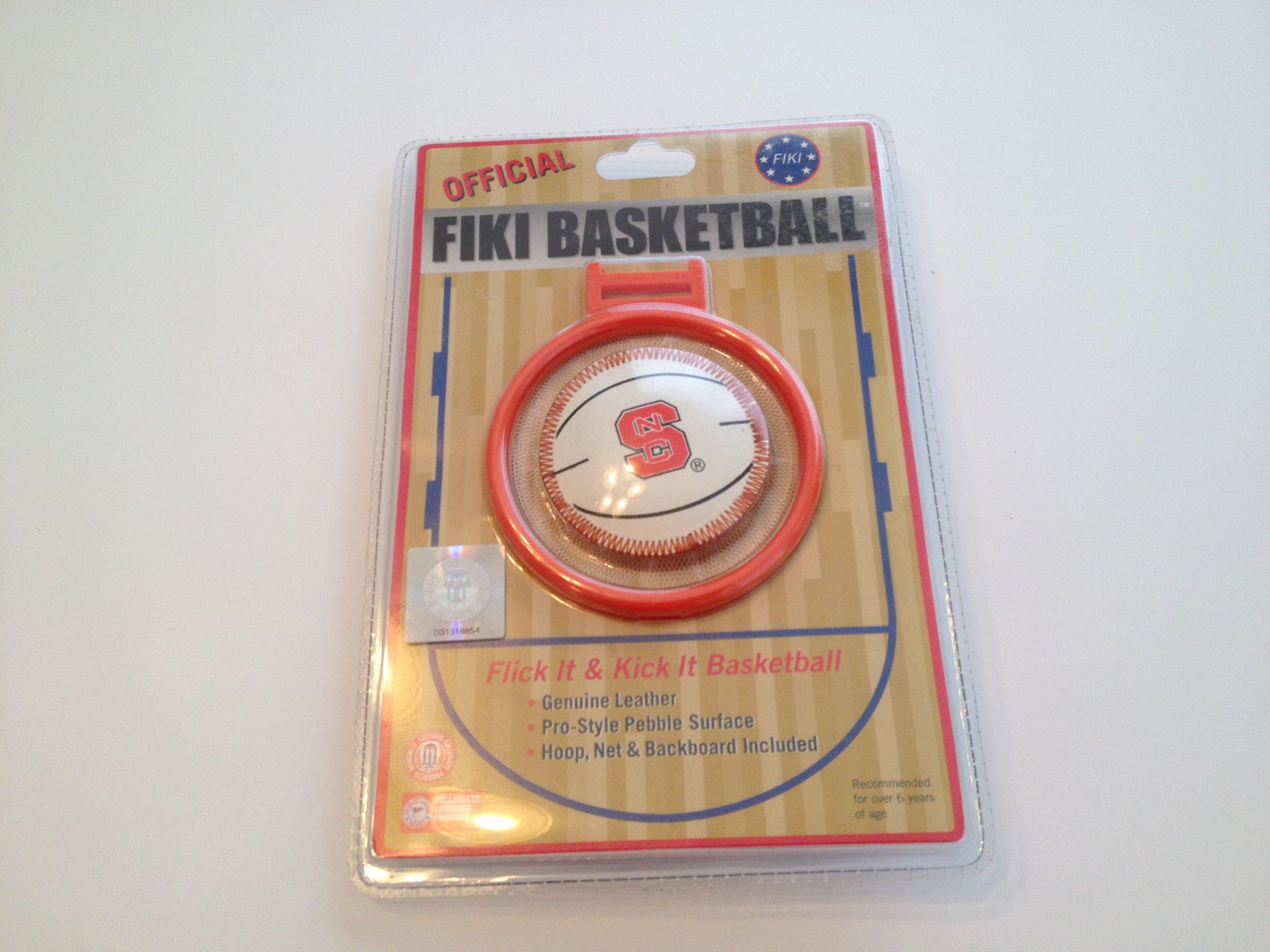 NC State Wolfpack FIKI Basketball Game