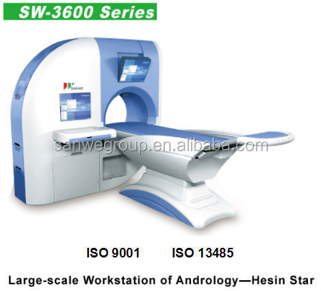 SW-3600 ED Diagnostic and Therapeutic workstation / Deluxe Andrology Apparatus