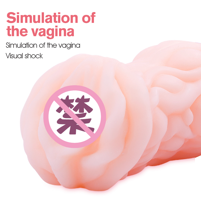 Folding a fake vagina — pic 11
