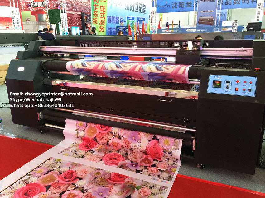 direct to fabric sublimation printer/sublimation printing machine/sublimacion plotter impresora