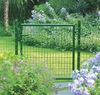 Germany 100cm Metal Wire Mesh Fence Home Yard Garden Gate