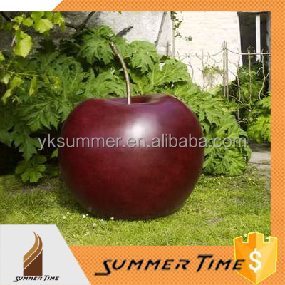 Garden Apple Sculpture, Garden Apple Sculpture Suppliers and ...