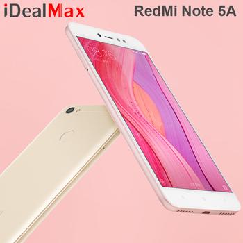 Genuine Xiaomi Redmi Note 5a Prime Mobile Phone 3gb Ram 32gb Rom Snapdragon  435 Octa Core 5 5 Inch 1280*720 16 0mp Fingerprint - Buy Redmi Note