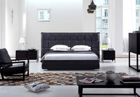 BAM King Size Solid Wood Bed Dimensions For Hotel