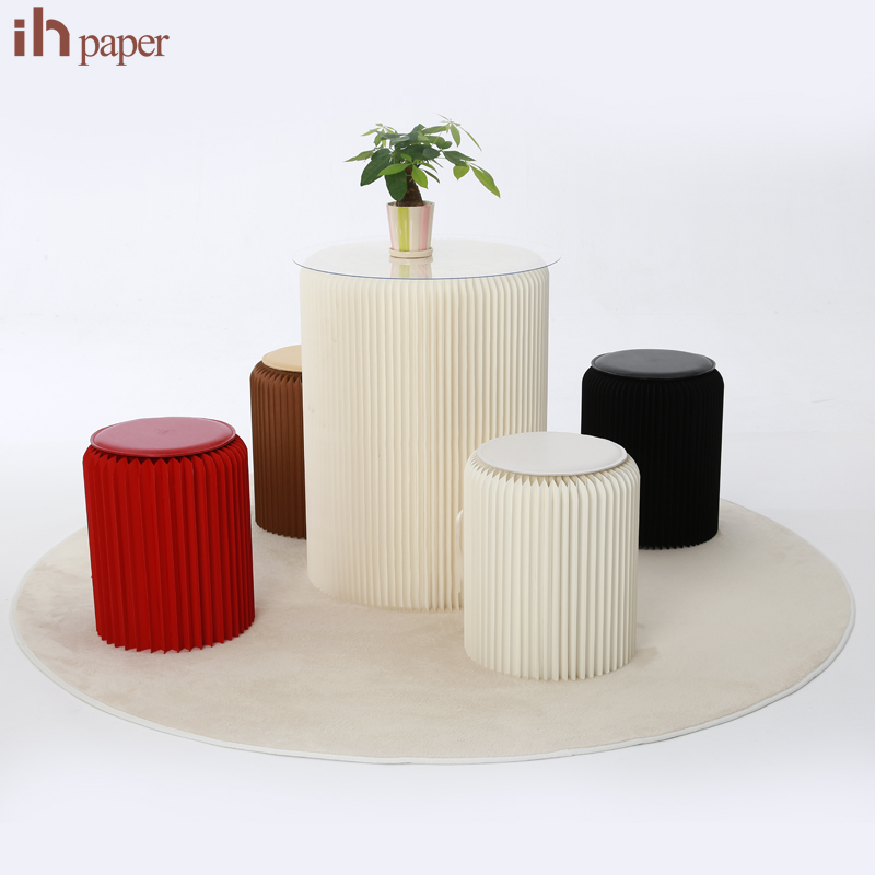 Ihpaper Furniture Own Design Simple Creative Memorable Dining Table and Chiar
