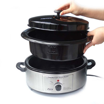 Best Selling Hot Stone Warmer Machine For Spa Salon - Buy ...