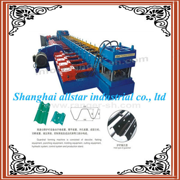 highway guardrial roll forming machine/ guardrail prices/ highway guardrail manufacturers