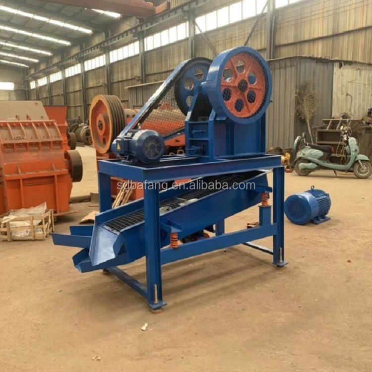 Stone jaw crusher/Mobile jaw crusher/Small jaw crusher machine for sale