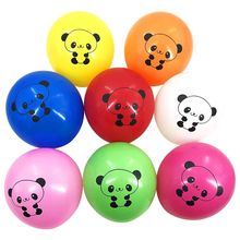 Cheapest Price Top Quality Logo Printed Cartoon character Panda Big Latex Balloon