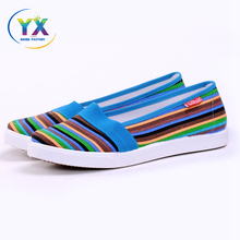 2018 colorful and beautiful Ladies casual shoes Women's Soft Flats Shoes