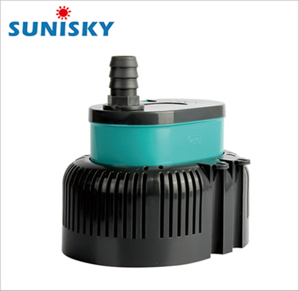 Special water pump for air conditioner cooling system