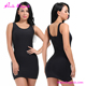 China Manufacturer Elastic Black Dress Weight Loss Girdles Body Shaper