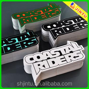 Full Color Pvc Sticker Printing