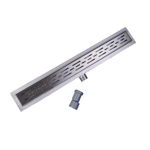 stainless steel floor drainer grate 304 linear shower floor drain