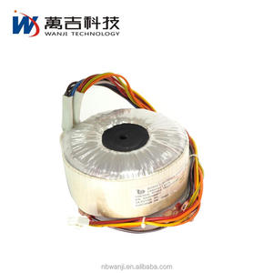 Toroidal ring miniature power transformer for Landscape Spot Light