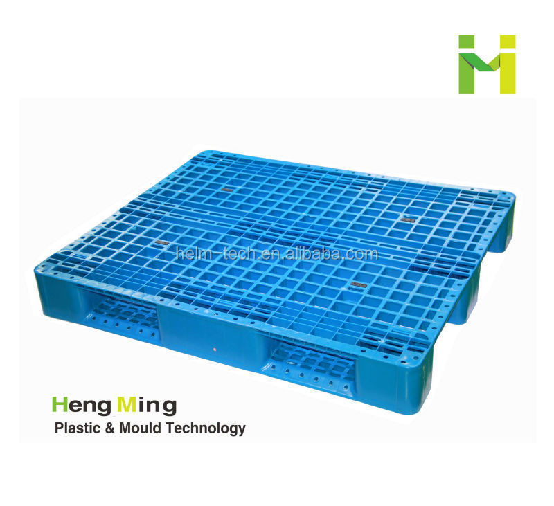 HDPE euro logistic packing rubber pallet