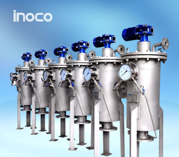 Inoco Industrial Water Filter