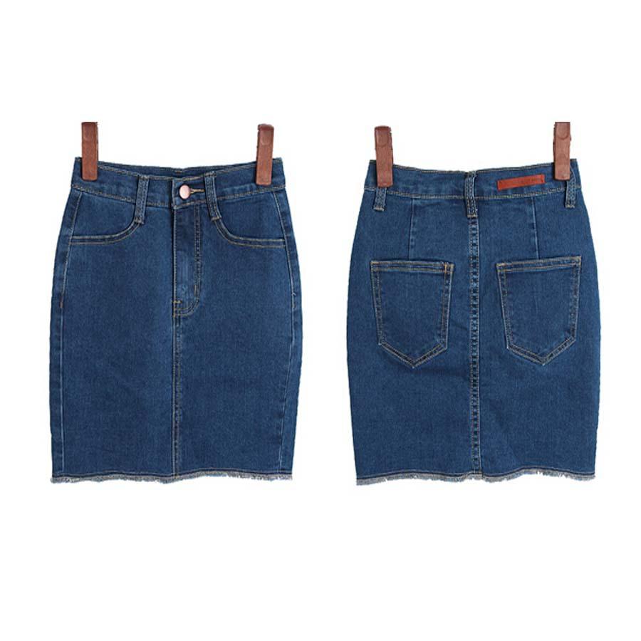 28bf1265cc44 Get Quotations · 2015 Fashion Bag Hip Cowboy Short Skirt Restoring Ancient  Ways High Waist Jeans Skirt Style #