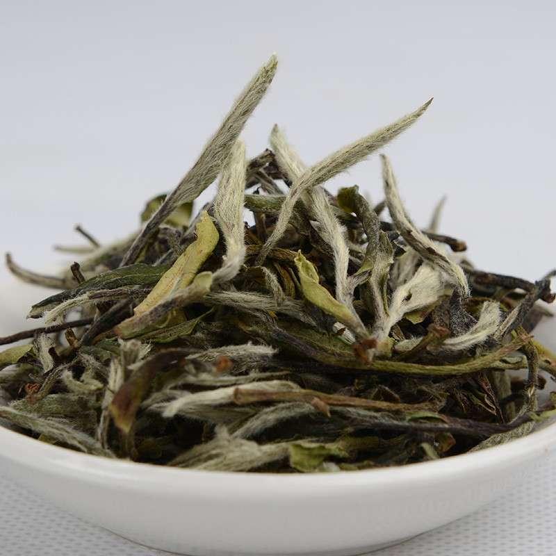 White Peony Tea White Tea Pai Mu Tan Loose Tea Bai Mu Dan - 4uTea | 4uTea.com