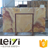 Interior wall decorative good price yellow onyx for raw slab