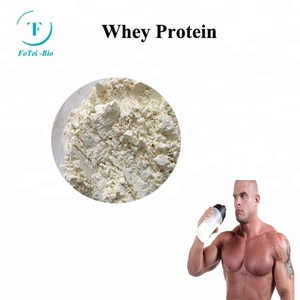 Raw whey protein concentrate 80% 98% supplements Powder With Low Price Fast Delivery