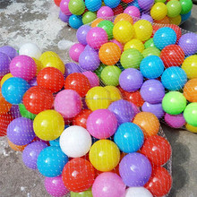 PE Plastic Type and Plastic Material plastic play pit balls