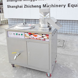 High Quality Commercial Hot soya milk machine/tofu making equipment