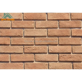 Red Brick Outside Wall Covering Tile