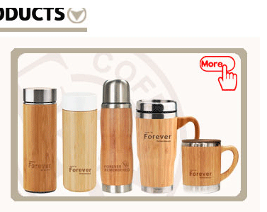 400ML Food grade double stainless lid with tea infuser glass water bottle