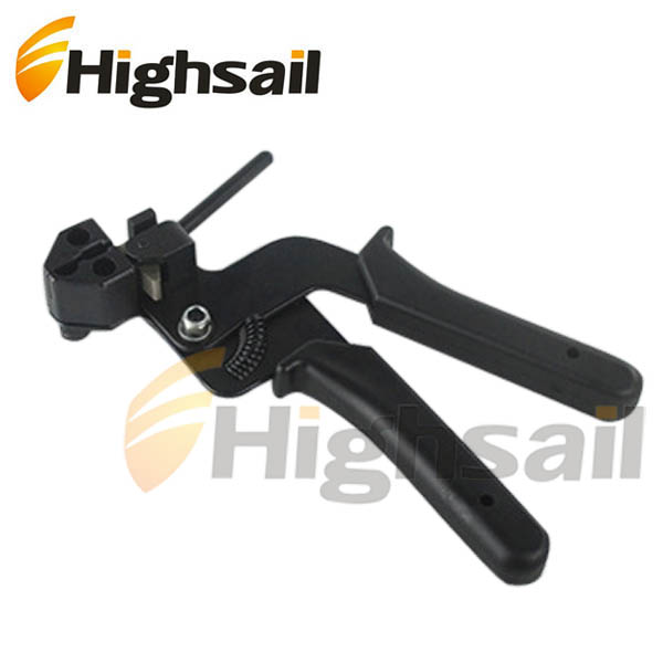 PERFECT!!! Stainless Steel Cable Tie Gun for Stainless Steel Ties