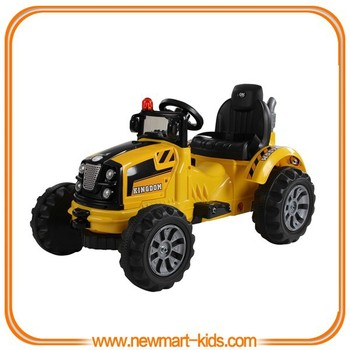 Electric Tractors For Kids Mini Tractor For Kids Kids Ride