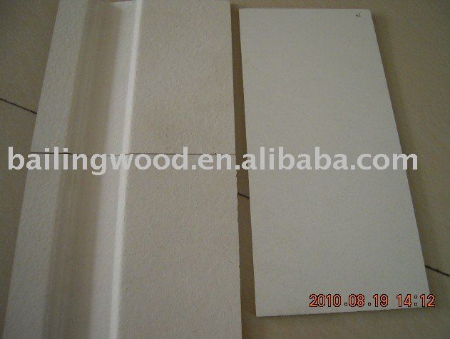 white paint mdf board