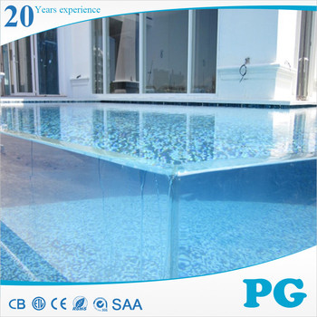 Pg High Standard Clear Acrylic Swimming Pool Water Tank Buy Swimming Pool Water Tank Acrylic Pool Acrylic Swimming Pool Product On Alibaba Com