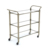2019 factory wholesales high quality custom size food service stainless steel trolley with NSF certification