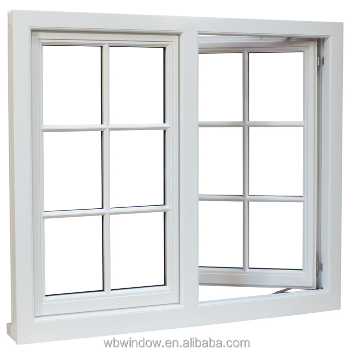 Double swinging window for Wood replacement windows manufacturers