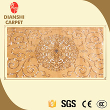 Hot Promotion European Luxury Modern Tile Printed Carpet For Study Room