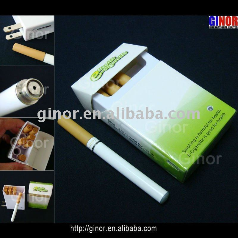 Eco-friendly electronic cigarettes