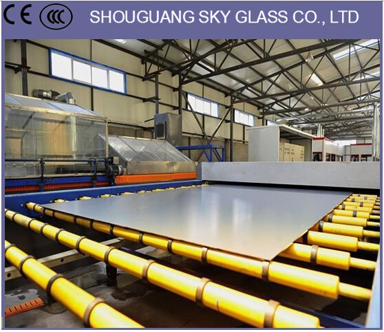 2mm, 3mm, 4mm Double Coated Clear and Tinted Aluminum Mirror with High Quality