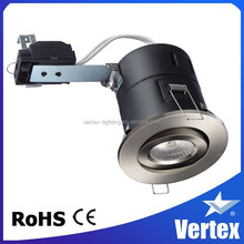 low price and high quality led and halogen 50w downlight fixture