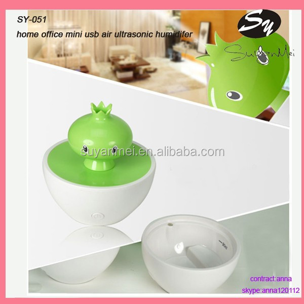 Hot-selling Personal Portable Mini USB & Car Ultrasonic Humidifier Tabletop Air Conditioner,Personal Mini Humidifier