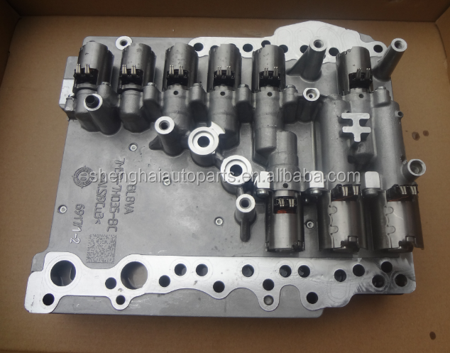 MPS6 Auto transmission Gearbox Valve body For 6DCT450 mps6 Gearbox Model
