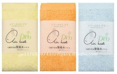 Air Kaol Deo Wash Towel