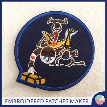 Patch Making Company Custom Embroidery Patches Custom Logo Patches