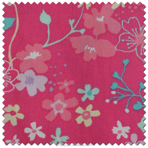 100% Cotton CVC TC Dyed or Printed Fabric